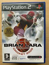 Brian Lara Cricket 2005 PS2 ps2 Game Sports Videogame Classic