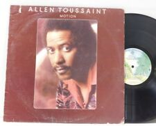 Allen Toussaint LP Motion on Warner Bros