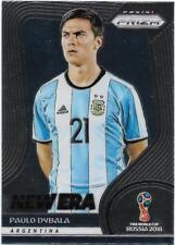 2018 Panini FIFA World Cup New Era (NE-2) Paulo DYBALA Argentina