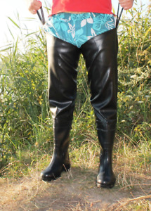 Men's Jumpsuit fishing, Waterproof, Hunting, fishing, hunting boots, Tall boots