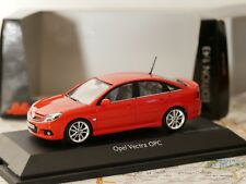SCHUCO OPEL Vectra OPC RED ART.04961 NEW DIE-CAST 1:43 NEW