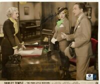 Alice Faye Signed Autographed Vintage Photo Poor Little Rich Girl GV892900