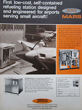 3/1969 PUB TOKHEIM FORT WAYNE MARS AIRPORT REFUELING SYSTEM ORIGINAL AD