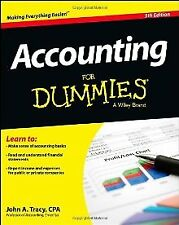 Accounting For Dummies .. NEW