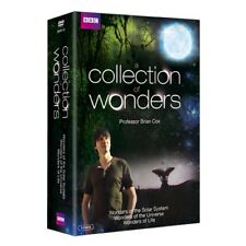 A Collection Of Wonders (Solar System Universe Life) Region 4 New DVD (6 Discs)