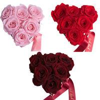 Rosenbox infinity Rosen konserviert Muttertag Geschenk Mama ich hab Dich lieb