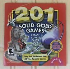 Swift Jewel 201 Solid Gold Games 2002 PC Video Game