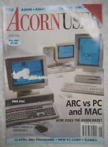 75731 Issue 119 BBC Acorn User Magazine 1992