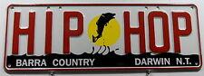 """Nummernschild Australien Northern Territory """"BARA COUNTY DARWIN"""" Fisch. 12467."""