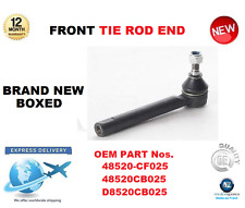FOR 48520CF025 48520CB025 D8520CB025 TIE ROD END OE QUALITY NEW BOXED