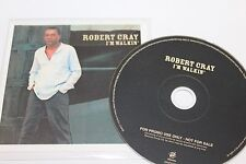 Robert Cray - UK PromoCD / I'm Walkin'