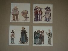 Jurassic Park Labyrinth Warriors Scott Campbell movie coasters print Showdowns C