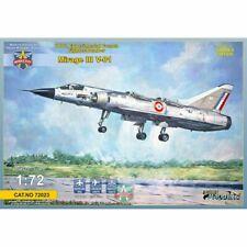 Dassault Mirage III V-01 ( Vtol ) Modelsvit 1/72 Plastic Kit