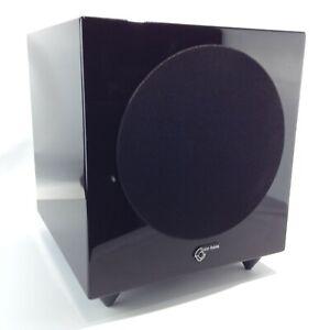 Vintage Audio Pro ACE-BASS Black Powered AllRoom Subwoofer AC 115V 60Hz 200Watt
