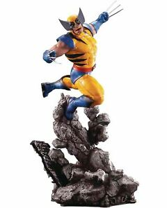 Marvel Universe X-Men Wolverine Art Statue