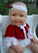 Berenguer baby doll vinyl open Big Smile