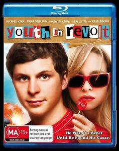 Youth In Revolt (Blu-ray, 2010)*R4*terrific Condition*