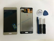 Gold Samsung Galaxy A5 A500F 2015 Screen LCD Assembly Digitizer Replacement