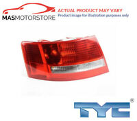REAR LIGHT TAIL LIGHT RIGHT TYC 11-12653-05-9 G NEW OE REPLACEMENT