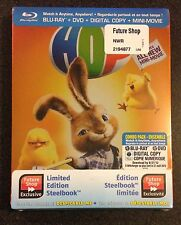 HOP Blu-Ray SteelBook Future Shop Exclusive Canada + DVD Easter Bunny New & Rare
