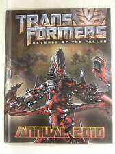 Transformers 2 - Revenge of the Fallen Annual 2010, , Very Good Book