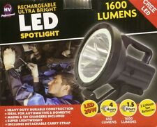 Rechargeable 2 Camping & Hiking Spotlights