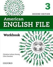 American English File, Level 3 by Paul Seligson, Clive Oxenden and Christina...