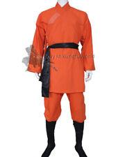 Cotton Shaolin Monk Uniform Tai chi Kung fu Suit Martial arts Wing Chun Clothes
