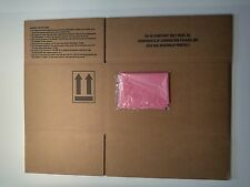 Airbag Shipper - carton,anti-static liner and tie-  size 16 x 11 1/4 x 9