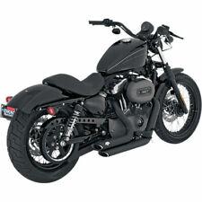 Escape Para Harley-Davidson Sportster 2004-2013 Vance Hines Shortshots Black