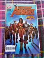 MARVEL COMICS NEW AVENGERS #7  1st APP THE ILLUMINATI BENDIS 2005