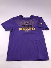 Manny pacquiao nike shirt Lakers Large Team Pacquiao