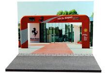 Diorama Museo Ferrari Maranello - 1/43ème - #43-2-B-B-032