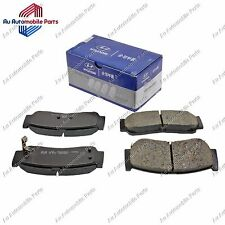 Genuine Hyundai SANTA FE CM 2006-2009 Rear Brake Pads - Part 58302 2BA40