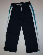 NUEVO Gymboree Azul Cintura Acanalada Deportivo Pantalones De Chándal Talla 4t