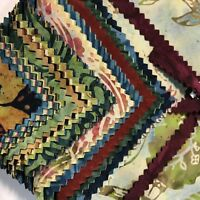 Hoffman Bali Crackers Tiramisu 40 10in Squares Cotton Fabric Batik Pre Cuts