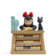 Kiki's Delivery Service Black Cat Jiji Boulangerie Résine  Figure Maquette