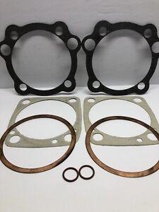 """Milmeyer Precision Pro Street Gasket Set For Harley-Davidson BT 84- 3-1/2"""" Bore"""