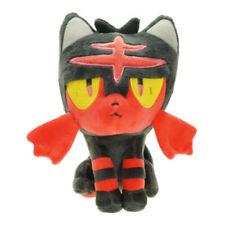 Litten Plush Doll Stuffed Animal Plushie Soft Toy Gift - 7 In