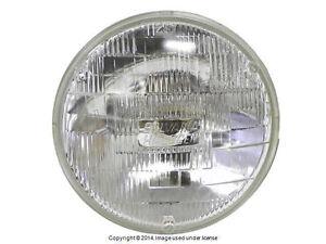 BMW (70-93) Sealed Beam Headlight (Halogen) High/Low Beam (5 3/4 Inch Diameter)