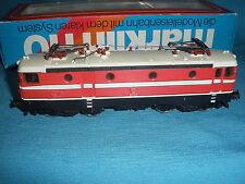 774A Märklin Germany 3041 Locomotive électrique OBB 1043 01 Ho 1/87 Boite