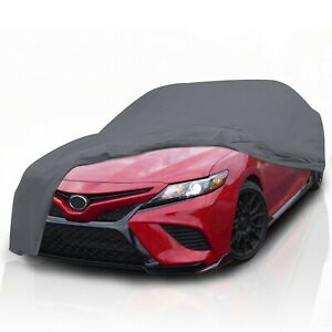 [CSC] Waterproof Semi Custom Fit Full Car Cover for 2018-2021 Toyota Camry