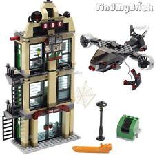 Lego Daily Bugle Town Building & Dr. Doom Jet (No Minifigure No Box) 76005 NEW