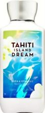 Bath & Body Works Tahiti Island Dream Body Lotion ~ 8 oz ~ Ships Same Day Free!