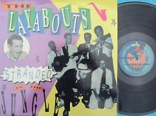 Layabouts ORIG OZ LP Stranded in the jungle NM '87 Larrikin LRF198 R&B Blues