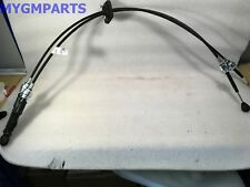 SATURN S SERIES 5 SPEED MANUAL TRANSMISSION SHIFT CABLE NEW OEM GM 21005846