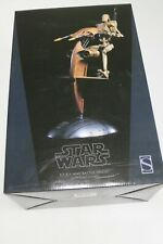 """Sideshow Star Wars Stap and Battle Droid Brand New 1/6th 12"""" Action Figure Set"""