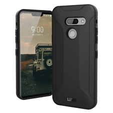 Case UAG SCOUT RUGGED for LG G8 THINQ - BLACK - 411418114040