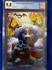 BATMAN/THE MAXX ARKHAM DREAMS #1 CGC 9.8 NM/MT JIM LEE 1:20 Variant SAM KIETH