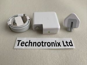 """Genuine Apple 87W USB-C Power Adapter Charger for MacBook Pro 15"""" & 16"""" A1707"""